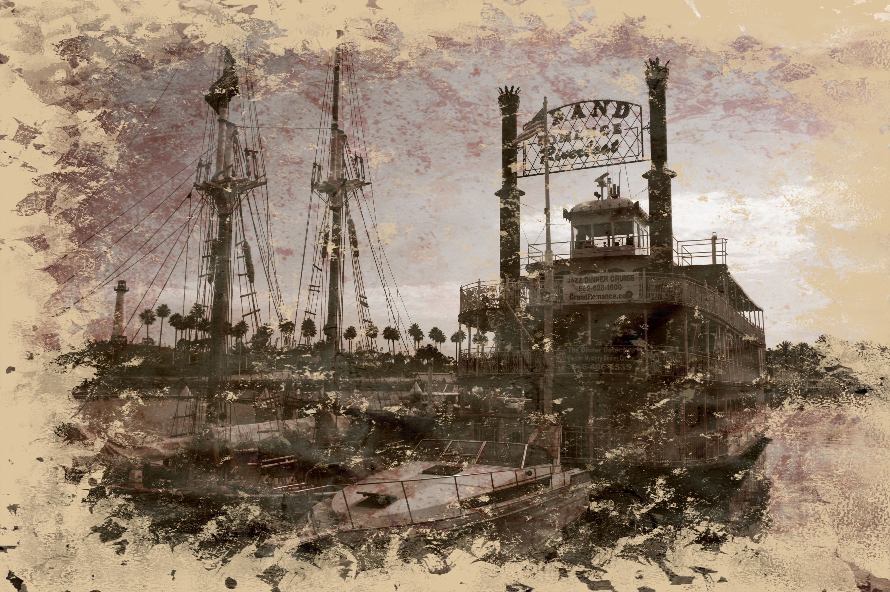 Steamer Long Beach