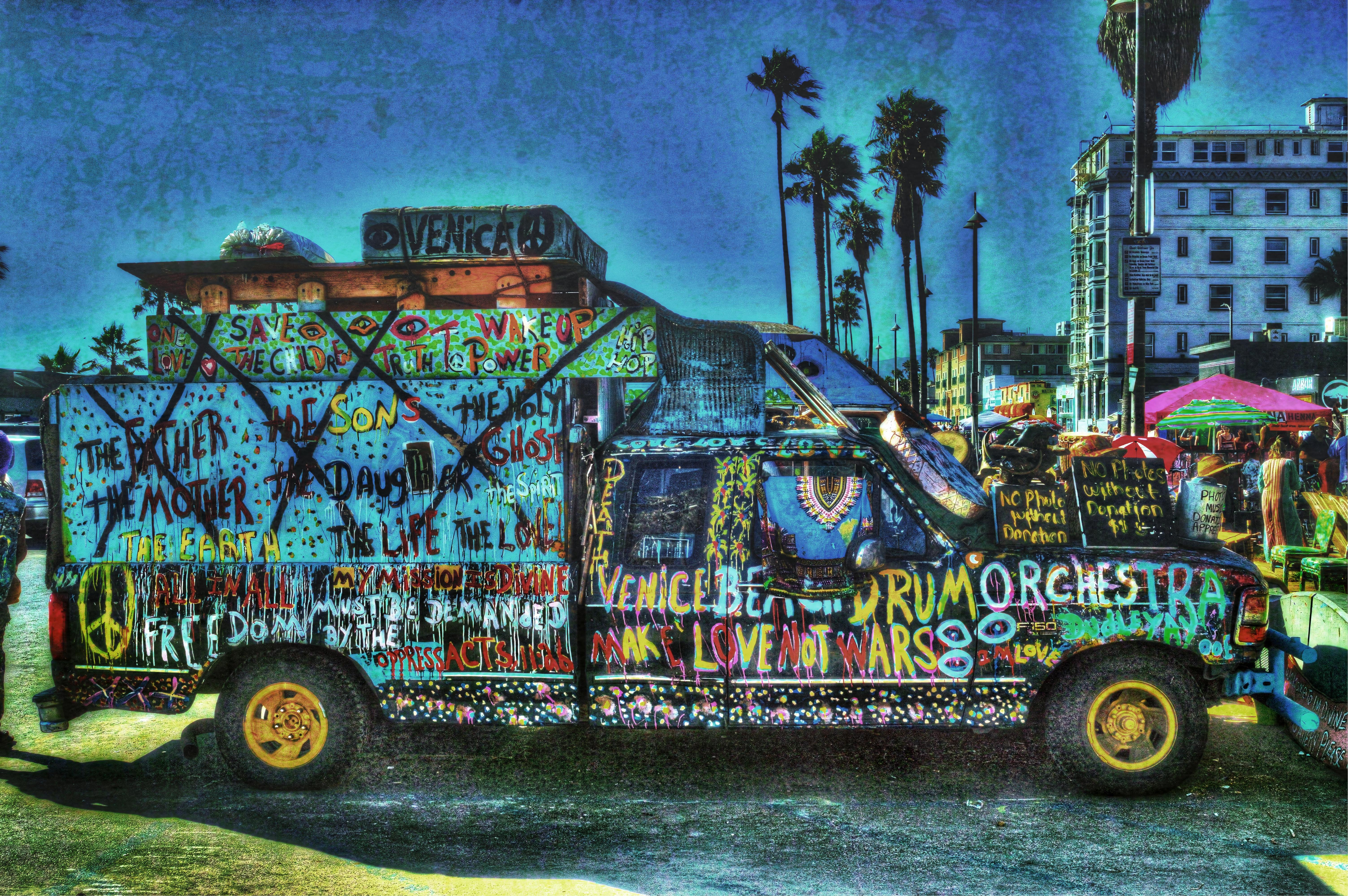 Venice Truck